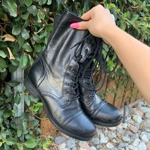 Leather Aldo Boots. Size 7.